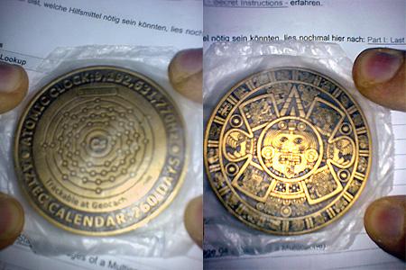 Der Bonus-Coin